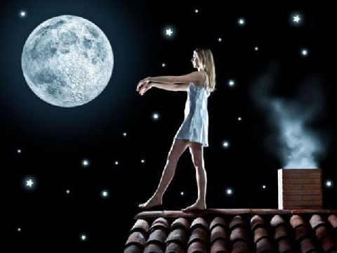 Giải mã hiện tượng mộng du trong khi ngủ