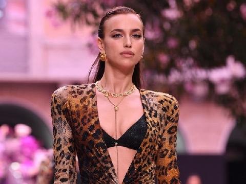 Nóng bỏng như siêu mẫu Irina Shayk
