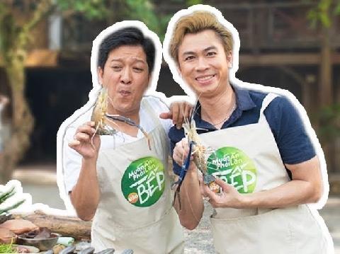 Nhớ tình cũ, Hồ Việt Trung vòi vĩnh Giang Ca nấu bằng được món này!