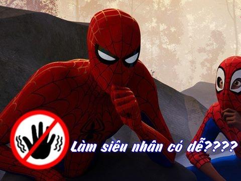 Tin tôi đi, làm siêu anh hùng đâu có dễ!
