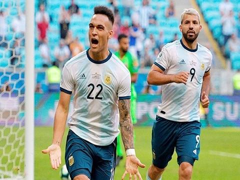 Qatar 0-2 Argentina (Vòng bảng Copa America 2019)