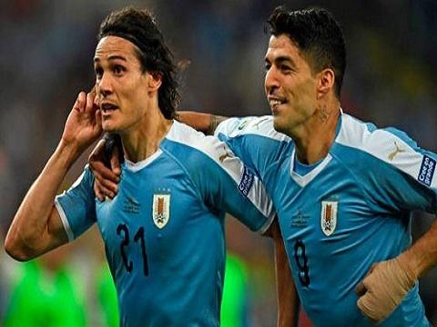 Chile 0-1 Uruguay (Vòng bảng Copa America 2019)