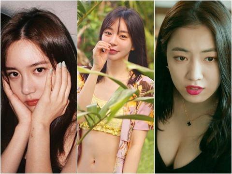 5 cô gái xinh đẹp gây bão scandal chấn động làng giải trí Hàn Quốc