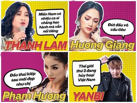 Sao Việt và những lần 'để miệng đi chơi hơi xa'