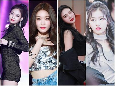 5 nữ idol sinh năm 1996 xuất chúng: Toàn nữ thần cực phẩm nhất nhì Kbiz