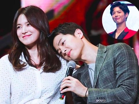 Song Joong Ki im lặng không hề phủ nhận tin Song Hye Kyo ngoại tình?