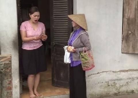Hài Tú Vịt, Phú Chim - Mẹ chồng nàng dâu