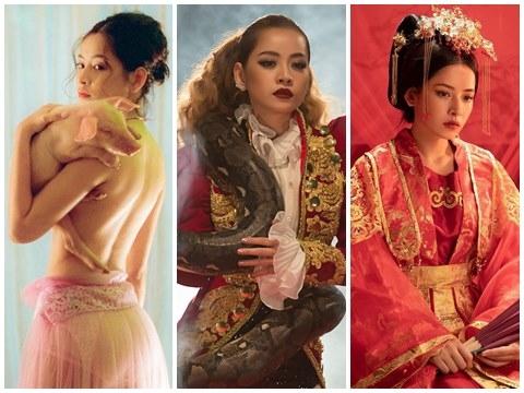 Những ca khúc giúp xoá mác 'hotgirl đi hát' của Chi Pu