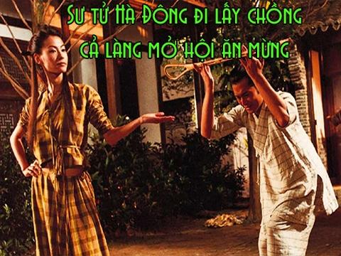 Gả được mụ 'sư tử Hà Đông' cả làng ăn liên hoan mừng...