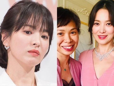Fans hóng cuộc phỏng vấn đầu tiên của Song Hye Kyo sau ly hôn