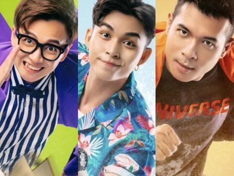 Top 4 quý ông Running Man Việt bóc phốt nhau siêu hài