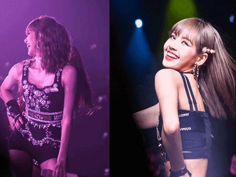 Lisa (Black Pink) khoe vũ đạo sexy tột độ trên sân khấu Thái Lan