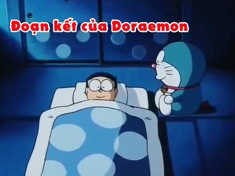 Doraemon tập cuối cực cảm động!