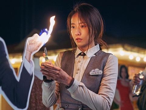 Yoona (SNSD) vật lộn với thảm họa khí ga đáng sợ
