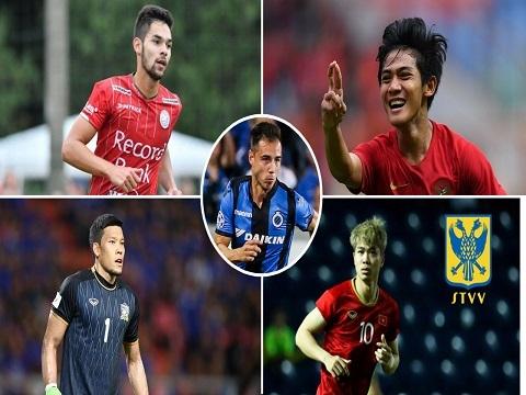 5 cầu thủ Đông Nam Á thi đấu tại Bỉ: Công Phượng sáng giá thứ 3
