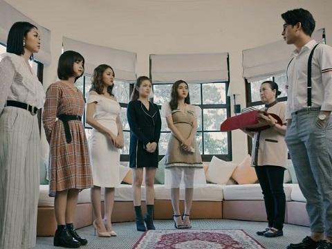 Phim ma cà rồng đầu tiên của Việt Nam tung teaser đậm tính 'cung đấu'