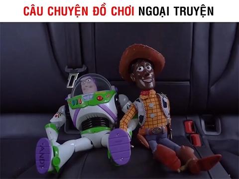 'Toy Story' phiên bản ngoại truyện