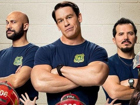 Huyền thoại đô vật John Cena trở thành bảo mẫu bất đắc dĩ