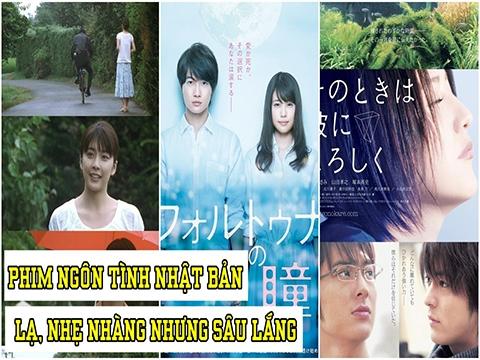 Ngôn tình Nhật Bản: Lạ, không sướt mướt, không cồn cào mà lại lắng sâu