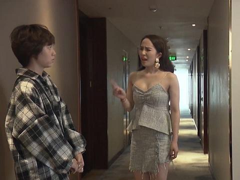 Pha trả thù 'tiểu tam' mặn nhất lịch sử phim truyền hình Việt
