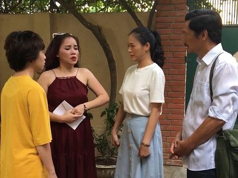 Bật cười xem clip hậu trường 'cô Xuyến lấy chồng tại ông hàng xóm'