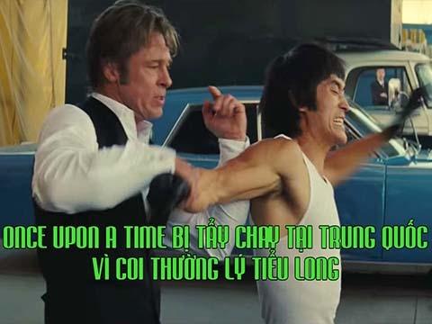 Phim của Brad Pitt và Leonardo DiCaprio bị tẩy chay vì coi thường huyền thoại Lý Tiểu Long
