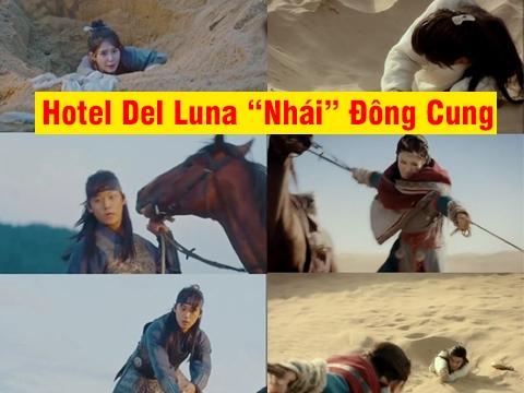 HOT: 'Hotel Del Luna' của IU bị Netizen Trung tố nhái 'Đông Cung'