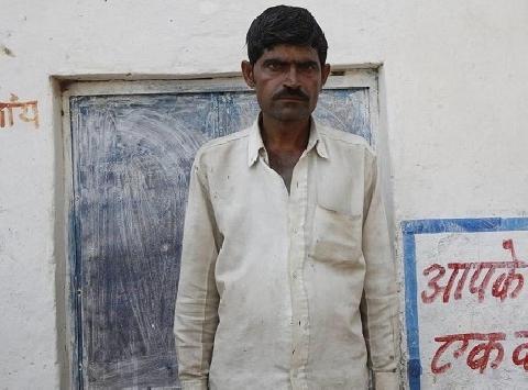 Đàn ông Ấn Độ không lấy được vợ vì hạn hán