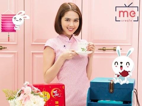 Sang - xịn - mịn như Ngọc Trinh: Ăn bánh Trung Thu 6 triệu vẫn chê!