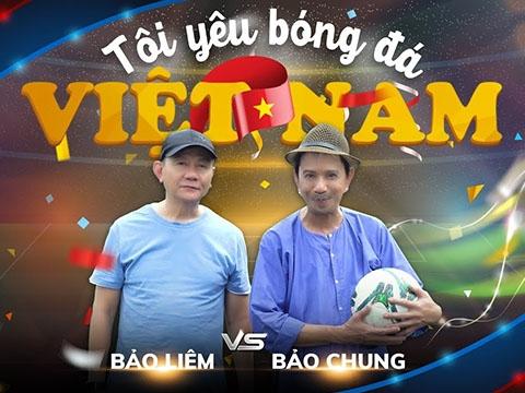Hài Bảo Chung: Tôi yêu bóng đá