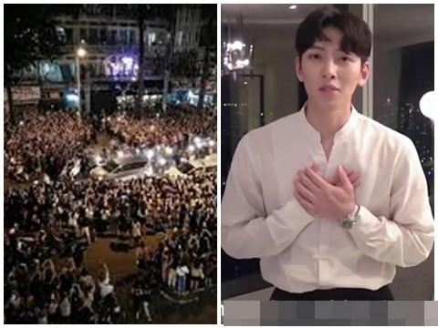 Đột ngột huỷ show Ji Chang Wook gửi lời xin lỗi đến fan Việt