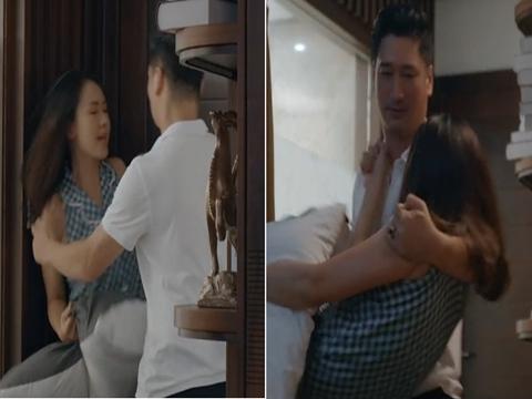 'Hoa Hồng Trên Ngực Trái': Khuê bị chồng cưỡng ép quan hệ!