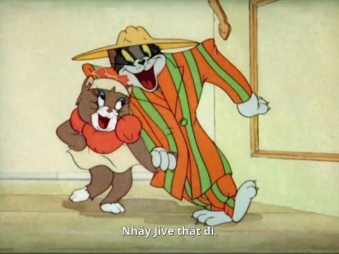 Xả stress cuối tuần cùng 'Tom Và Jerry: Con Mèo Sành Điệu'