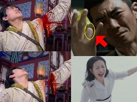 Phì cười với 7 pha 'kỹ xảo 3 xu' trong phim Hoa Ngữ