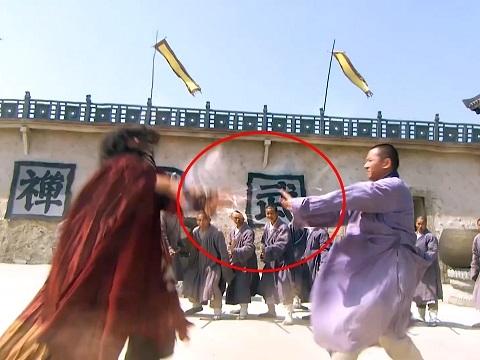 Hư Trúc dạy cho Khưu Ma Chí thế nào là 72 tuyệt kỹ của Thiếu Lâm Tự