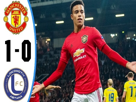 Man United 1-0 Astana (Vòng bảng Europa League 2019/20)