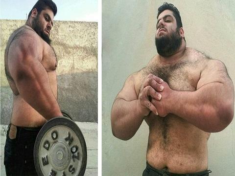 10 người có cơ bắp 'khủng' nhất ngoài đời thực (P2)