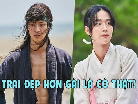 'Tiểu sử chàng Nok Du': Màn hóa trang nữ đẹp thần sầu của mỹ nam Jang Dong Yoon