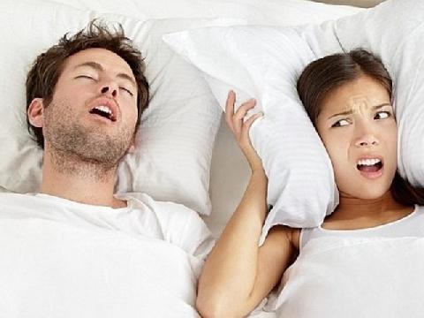 Ngủ ngáy - vì sao?