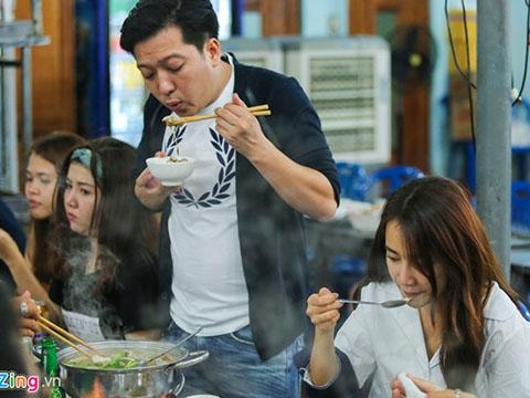 Những cảnh ăn của Trường Giang khiến người xem ''muốn gục ngã''