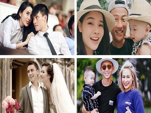 5 mối tình của cầu thủ Việt với người mẫu, ca sĩ có đoạn kết đẹp