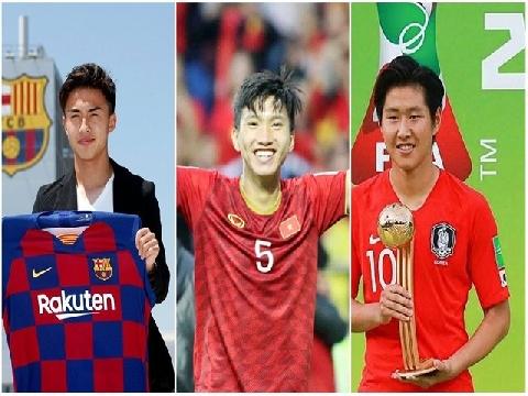 Đây là lý do Văn Hậu được đề cử cầu thủ trẻ xuất sắc Châu Á