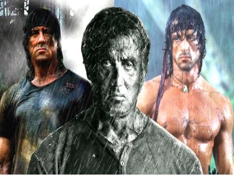 'Huyền thoại Rambo' Sylvester Stallone trở lại với cuộc 'săn người' mùa Giáng Sinh