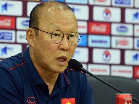 HLV Park Hang-seo: 'Chúng tôi biết điểm yếu của Thái Lan'