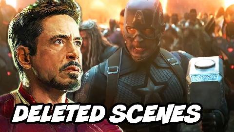 Lộ kịch bản gốc của AVENGER ENDGAME: Iron Man không phải 'búng bay' Thanos