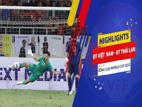 Việt Nam 0-0 Thái Lan: Bất phân thắng bại, Việt Nam giữ vững ngôi đầu