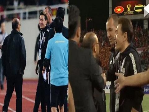 """Trợ lý ĐT Thái Lan """"cà khịa"""" HLV Park Hang-seo sau trận hòa"""