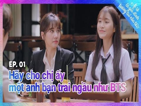 Ai Sẽ Là Gia Đình Tương Lai Của Tôi? Tập 1 (Hari Won, Han Sara, Park Jung Min)