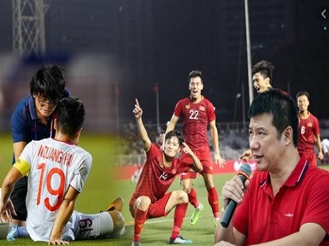 BLV Quang Huy tin tưởng Việt Nam thắng Thái Lan 2-0
