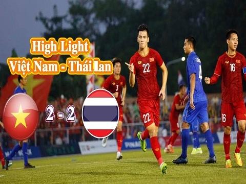 U22 Việt Nam 2-2 U22 Thái Lan: Tiến Linh rực sáng, Việt Nam hiên ngang vào bán kết
